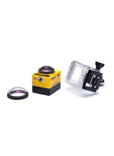 SP360 Explorer Aksiyon Kamera-Kodak